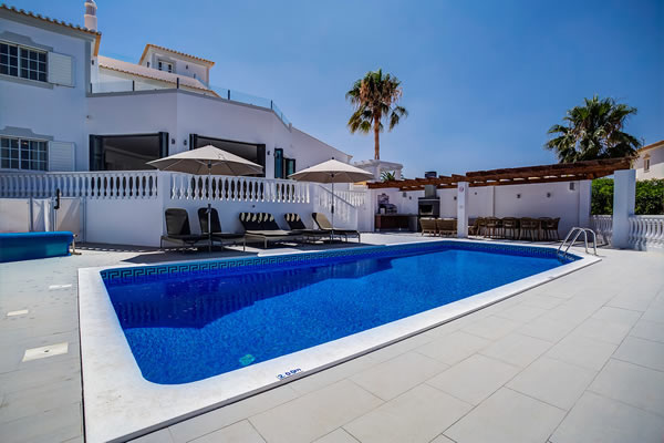 Casa do Sol - Luxury 4 bed villa with pool, Carvoeiro