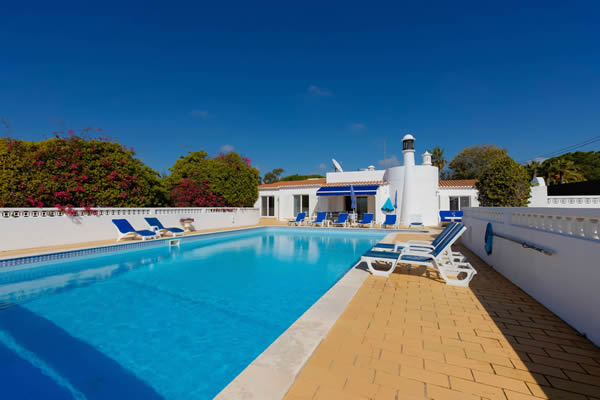Vila do Milho - Luxury Villa with private heated pool, Carvoeiro